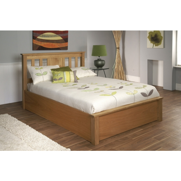 Terran Bedstead - Brown