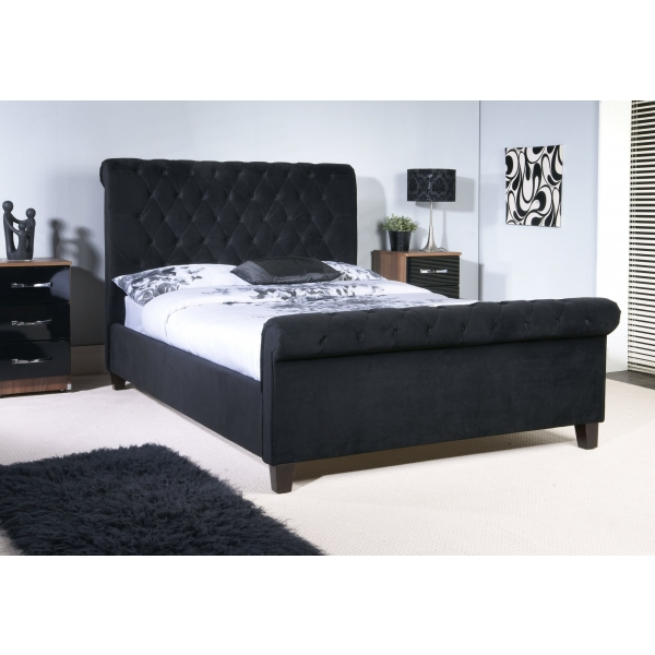 Orbit Bedstead - Black