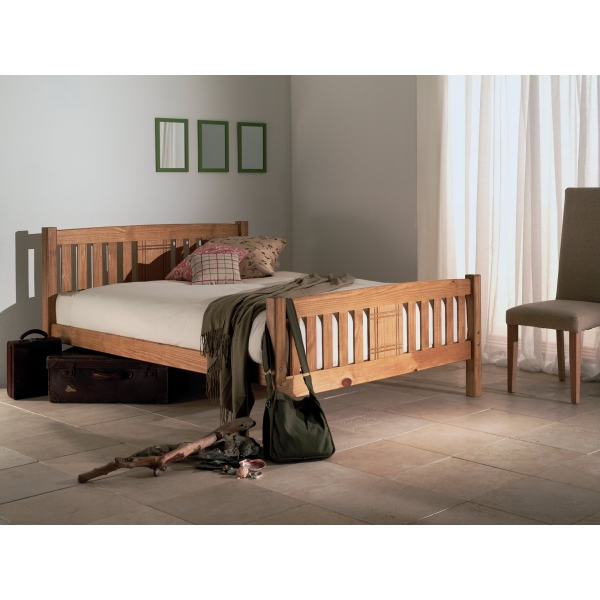 Sedna Bedstead - Brown