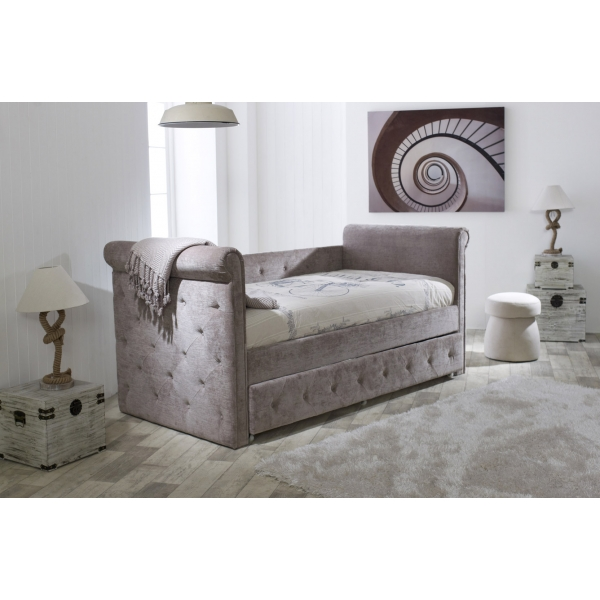 Zodiac Day Bed - Mink